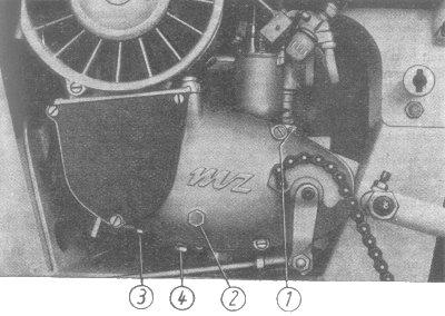MZ ES à moteur troll ventilé 12