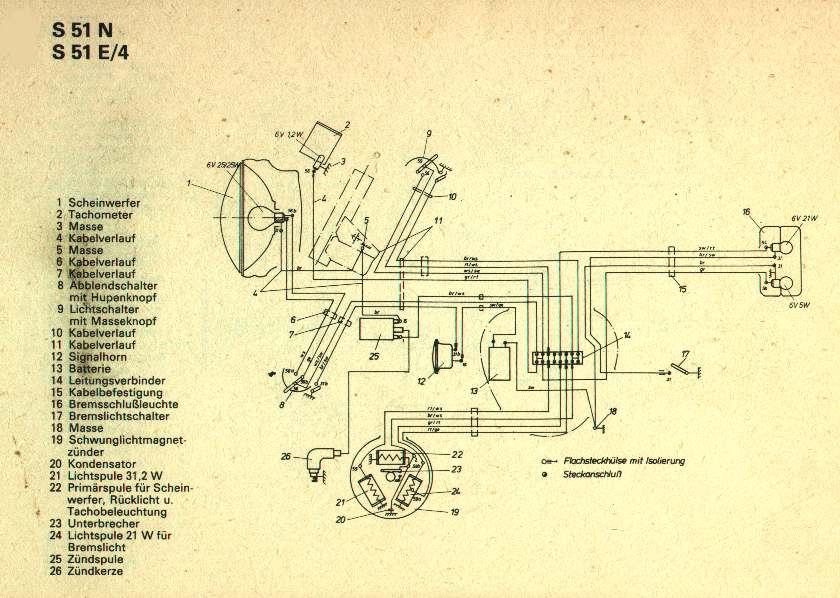Erfreut 51 Ford Schaltplan Zeitgenössisch - Der Schaltplan ...