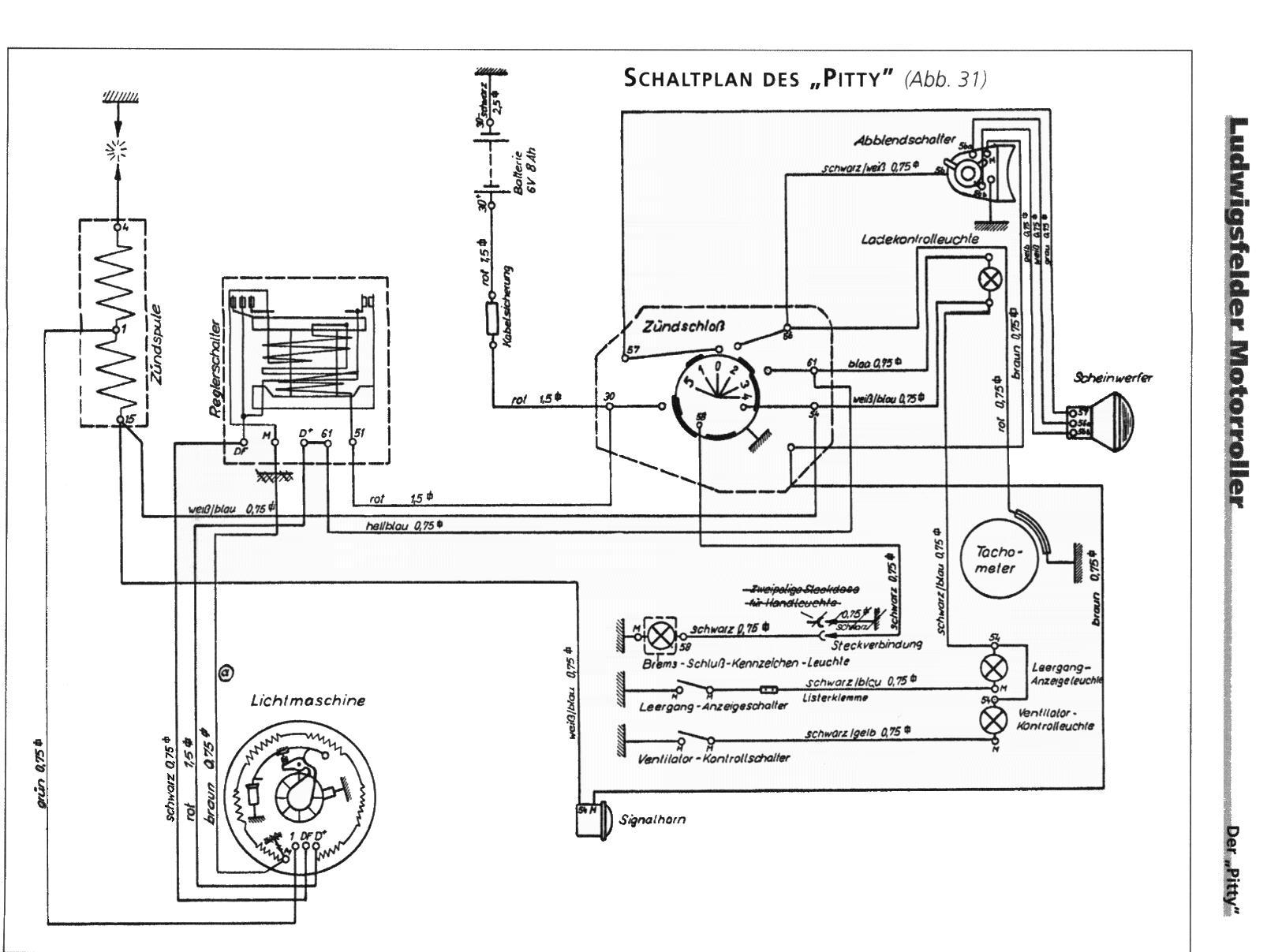 Fein Ventilator Schaltplan Galerie - Schaltplan Serie Circuit ...