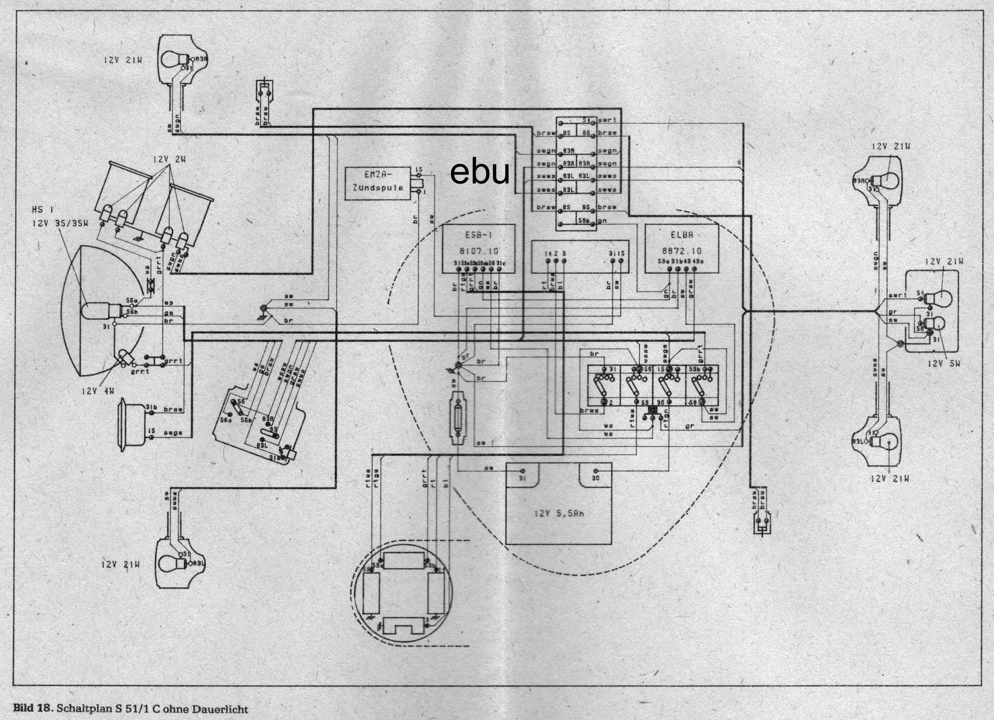 Ziemlich Schaltplan Für 12 Volt Zündschalter Bilder - Schaltplan ...